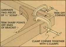 Wood Corner Clamps