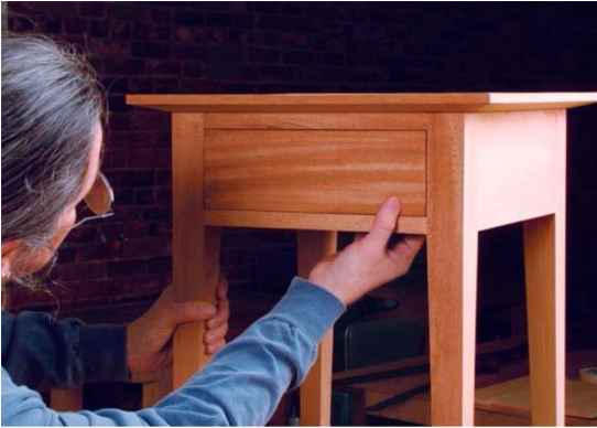 Fine woodworking bookcases and tables furniture making blog greentooth Images