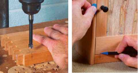 Mortise Drill