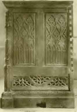 Gothic Ambry Furniture