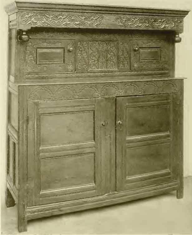 English Furniture 1680