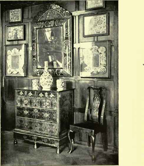 English William And Mary Furniture