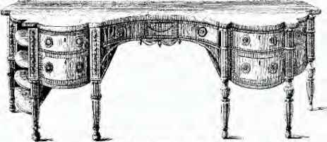 Ornamental Chippendale