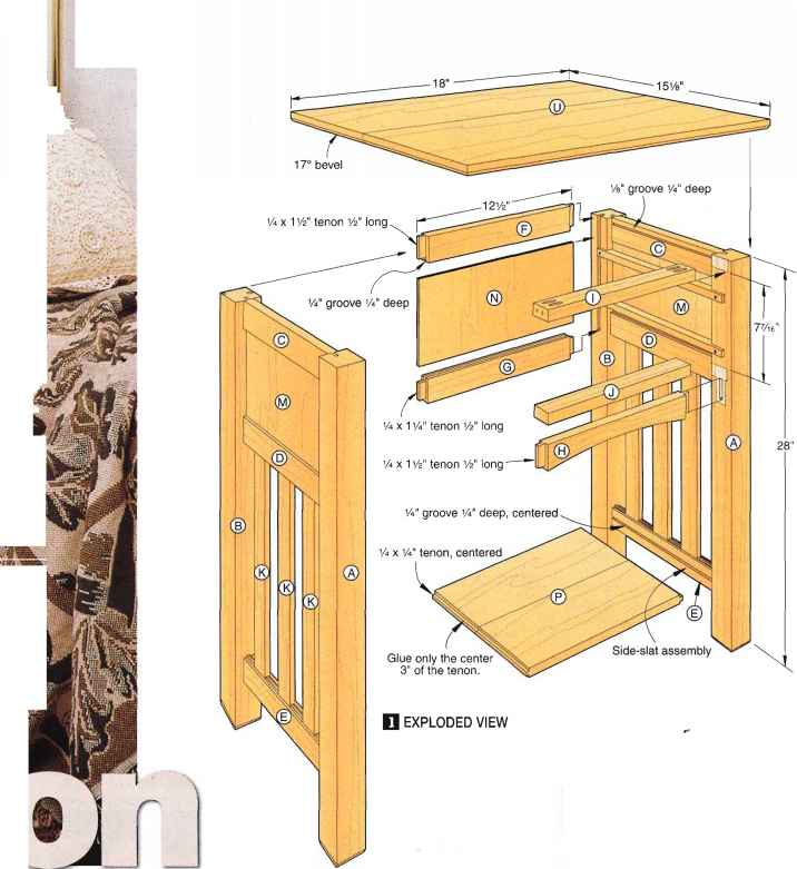 Building Drawer Front