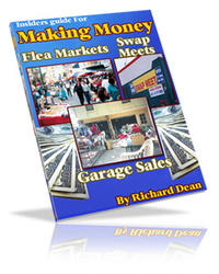 Insiders Guide For Making Money with Garage Sales