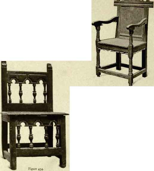 Wainscot Chairs