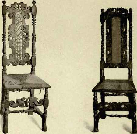 Bannister Chair Sixteenth Century