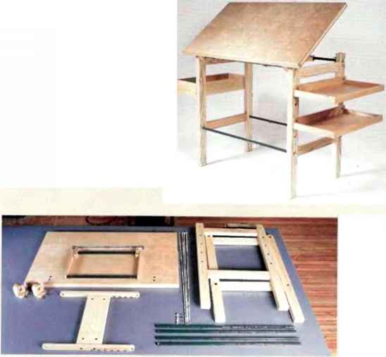 Drafting Table For Shop Home