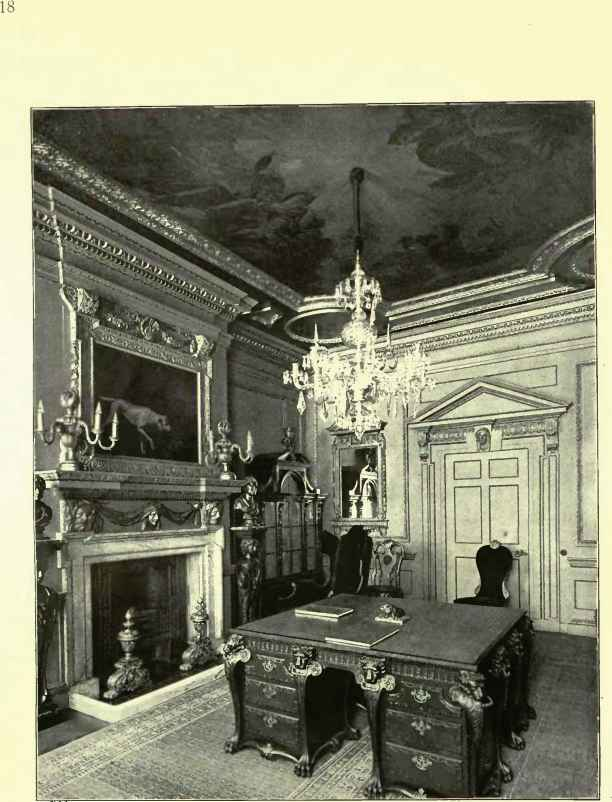 Early Georgian Interiors