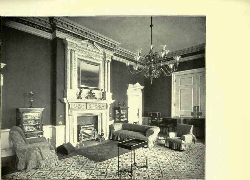 Geogian Drawing Room
