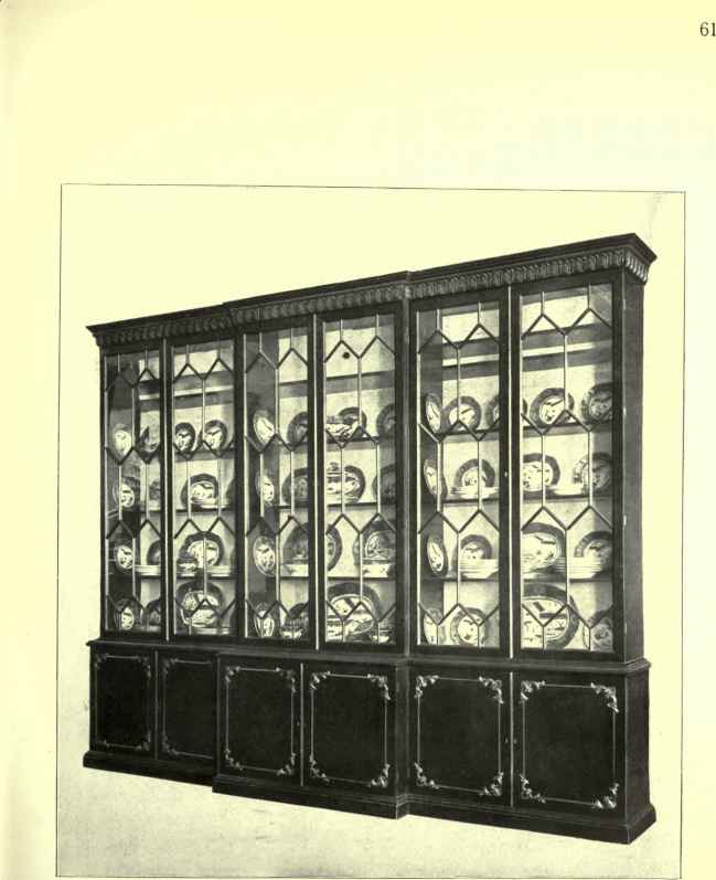Chippendale Bookcases
