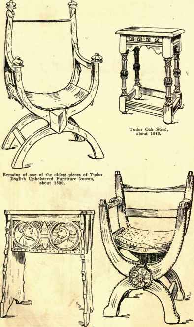 Mary Tudor Chair
