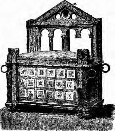 Middle Ages Box Chair
