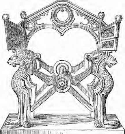 Middle Ages Byzantine Furniture