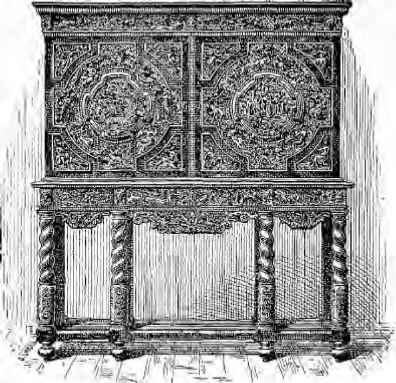 Netherlands History Furniture