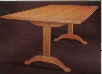 Trestle Table Shaker