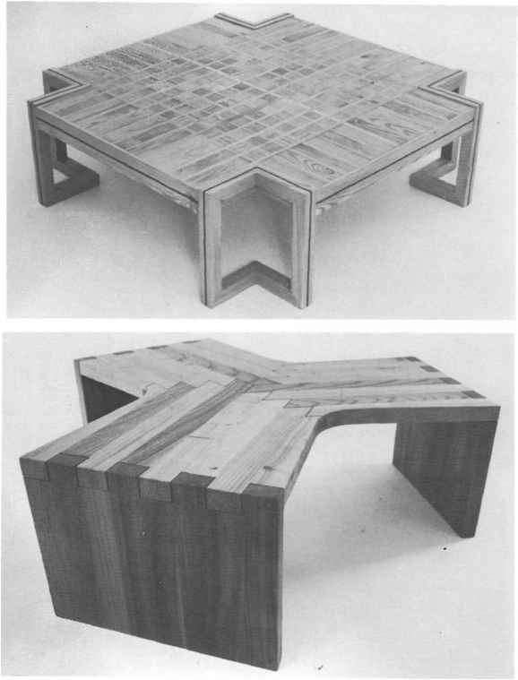 Furniture Construction Methods