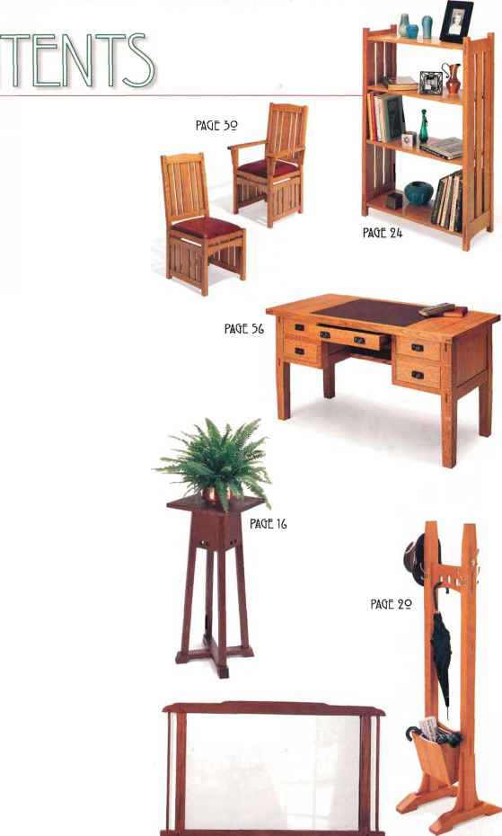 Greene And Greene Furniture