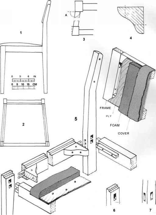 Chair Joints Furniture Making Furniture Making Blog