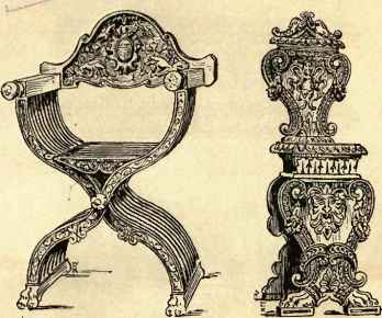 Information About Itali Period Chairs