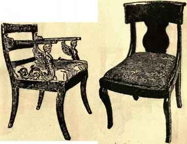 Colonial Furniture Style